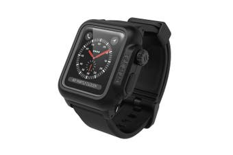 Catalyst 42mm Waterproof/Dirtproof Band Case/Cover for Apple Watch Series 2/3 BK