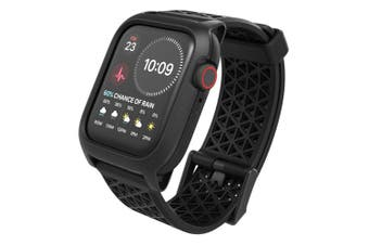 Catalyst 44mm Impact Band Case for Apple Watch Series 4/5 Stealth Black