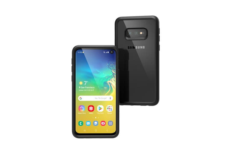 Catalyst Impact Protection Hard Cover Drop Proof Case For Samsung S10e Black