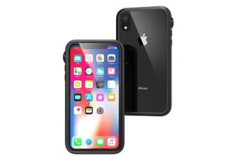 Catalyst Impact Protection Hard Cover Drop Proof Case For iPhone XR Black
