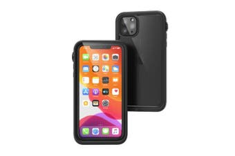Catalyst Waterproof/Drop/Dust/Snow Proof Hard Cover For iPhone 11 Pro Max Black