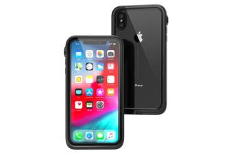 Catalyst Waterproof Protection Case Cover for Apple iPhone Xs Max Stealth Black