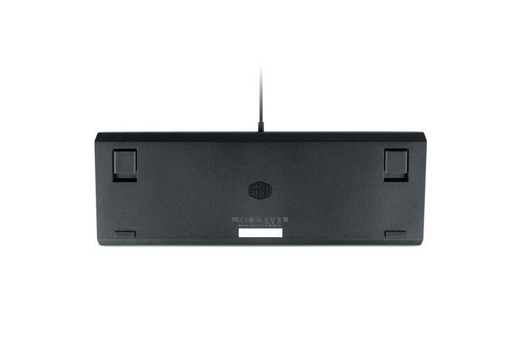 Cooler Master CK530 Tenkeyless RGB Backlight Mechanical Gaming Keyboard Gunmetal