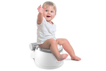 Baby Patent Clean Flush Potty w/ 30 Flushable Liners Toilet Training Toddler