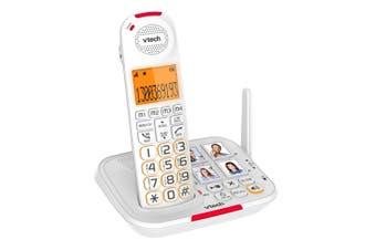 VTech CareLine CLS17450 DECT6.0 Handsfree Cordless Home/Office Phone w/ VSMART