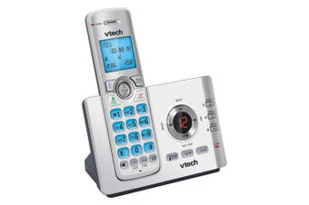 Vtech 17550 Handset Dect6.0 Cordless/Wireless Home Phone w/ MobileConnect White