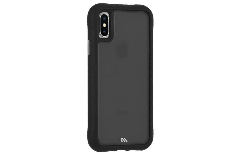 Case-Mate Translucent Protection Case Phone Cover For iPhone X/Xs Black