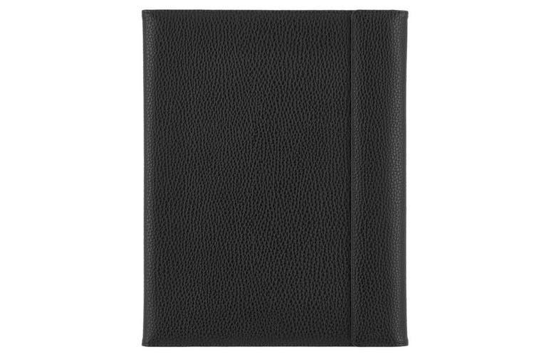 """Case-Mate Venture Folio Case Phone Cover For iPad Pro 12.9"""" (2018) Black"""