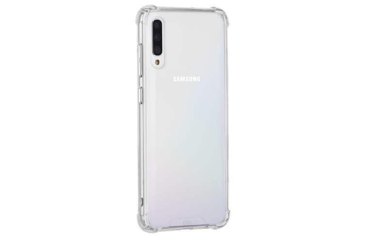 Case-Mate Tough Clear Case Phone Cover For Samsung Galaxy A70 Clear
