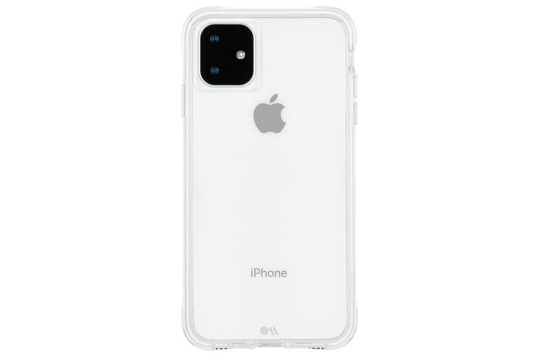 Case-Mate Tough Clear Case Phone Cover For Apple iPhone XR|11 Clear