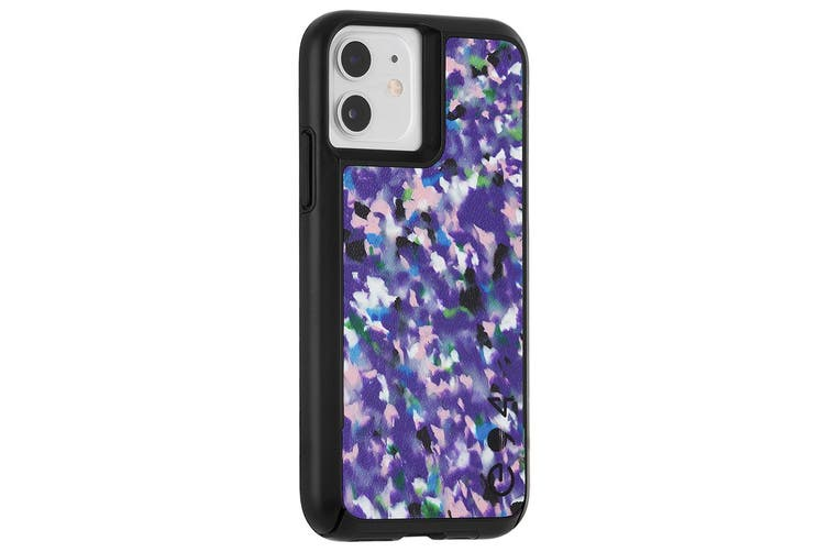 Case-Mate Eco Reworked Case Phone Cover For Apple iPhone XR|11 Purple Rain