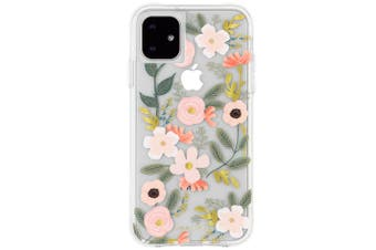 Case-Mate Rifle Paper Case Phone Cover For Apple iPhone XR|11 Wild Flowers