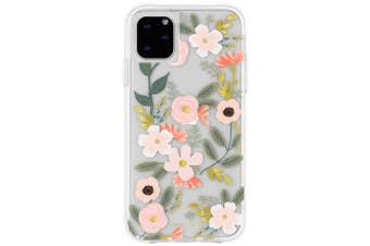 Case-Mate Rifle Paper Case Phone Cover For Apple iPhone 11 Pro Max Wild Flowers