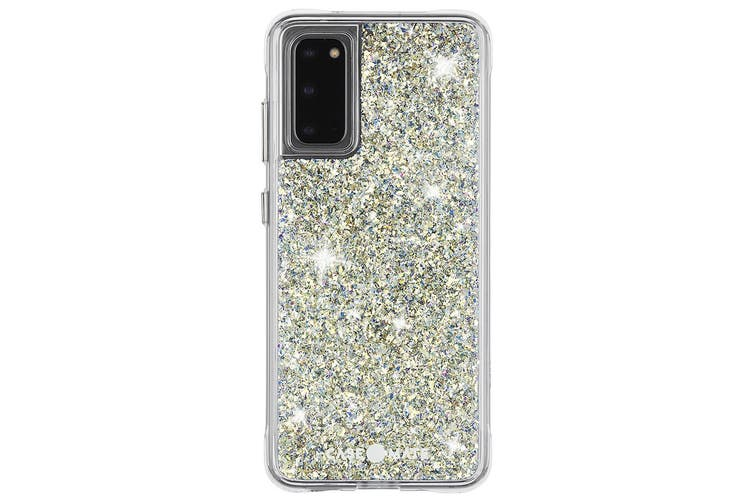Case-Mate Twinkle Case Phone Cover f/Galaxy S20 Stardust