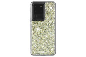Case-Mate Twinkle Case Phone Cover For Galaxy S20 Ultra Stardust