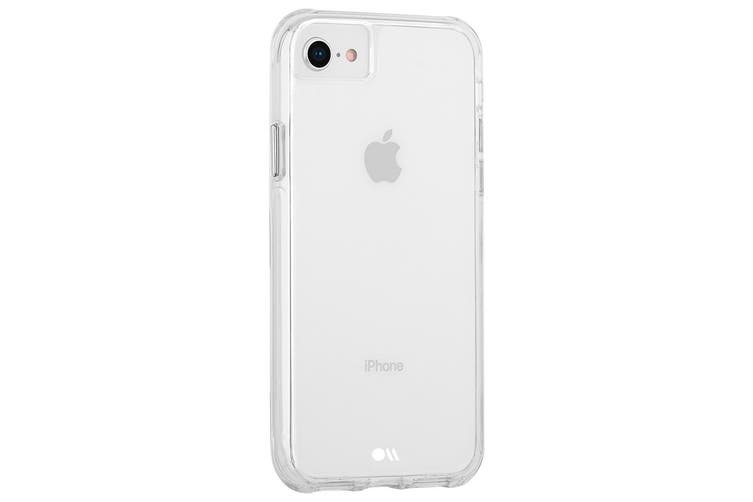 Case-Mate Tough Clear Case Phone Cover For Apple iPhone SE\8\7\6s\6 Clear