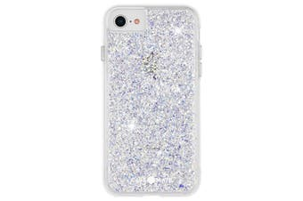 Case-Mate Twinkle Case Phone Cover For Apple iPhone SE\8\7\6s\6 Stardust
