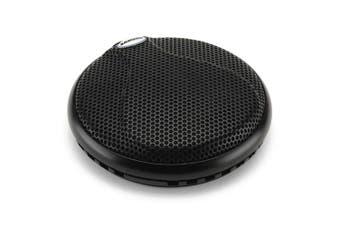 Samson Unidirectional/Half Cardioid Surface Boundary Mic Condenser Microphone BK