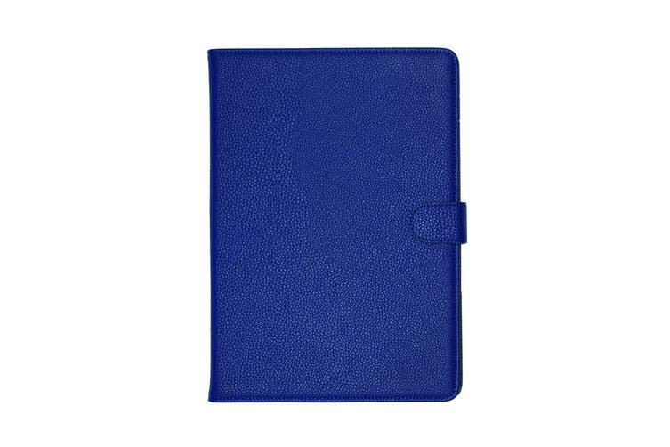 """Cleanskin Book Cover Phone Cover For iPad Air/Air2/Pro 9.7""""/iPad 2018 Navy Blue"""