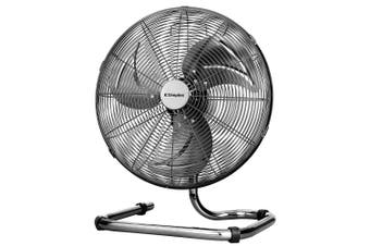 Dimplex 40cm High Velocity Oscillating Floor Fan 3 Speed/Tilt/Air Cooling/Cooler