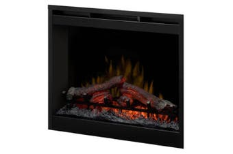 "Dimplex 26"" 2000W Electric Heater Optiflame LED Firebox/Fireplace Remote Control"