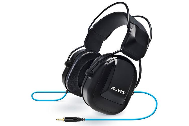 Alesis DRP100 Isolating Over Ear Headphones Earphones for Electronic Drum