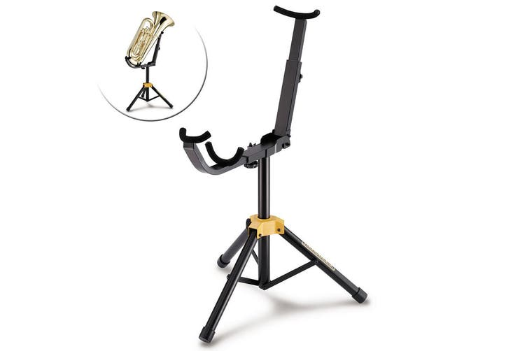 Hercules Musical Instrument Stand/Holder for Baritone/Alto Horn Tuba/Euphonium