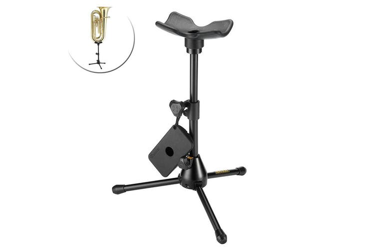 Hercules Musical Instrument Holder Performer Stand Support for Tuba/Euphonium