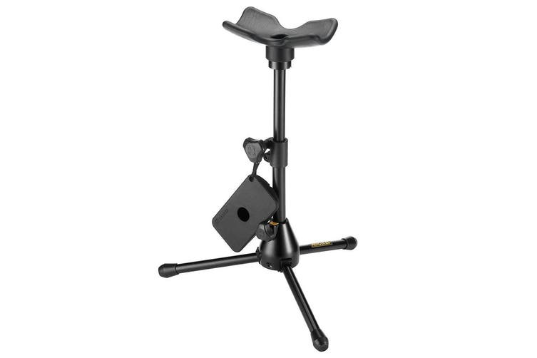 2x Hercules Musical Instrument Holder Performer Stand Support for Tuba/Euphonium