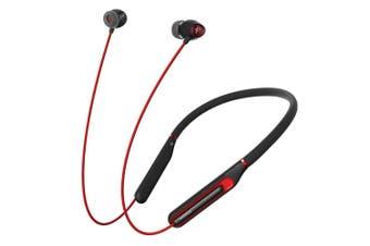 1More Spearhead VR Bluetooth In-Ear Gaming Earphones/Headphones w/ Mic Black/Red