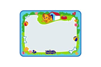Tomy Aquadoodle Little Puppy Stamp/Play Mat Drawing/Kids Art Activity/Water Toy