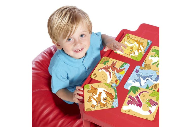 Tomy Aquadoodle Mini Mats Dinosaurs Water Drawing/Colouring/Activity/Kids/Toy