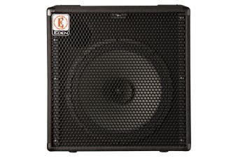 "Eden EC15 Electric Bass Guitar Amplifier 180W Watt 1x15"" Combo Speaker Amp Black"