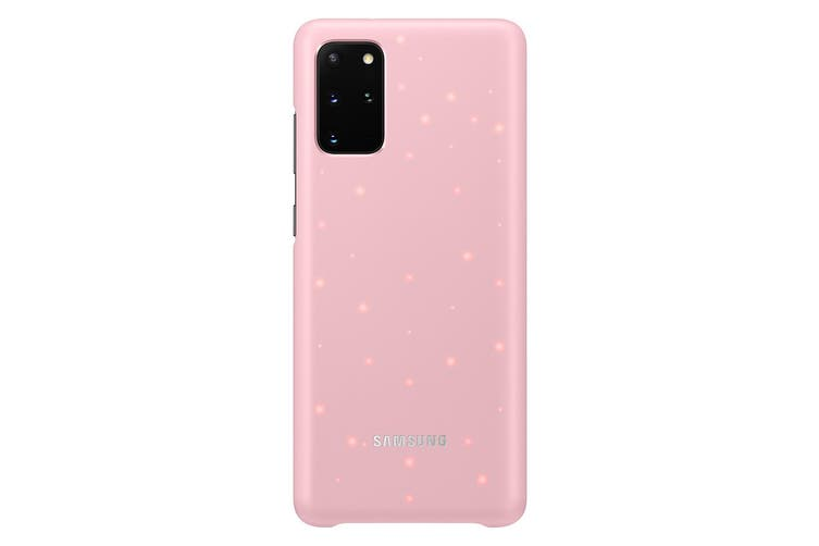 Samsung LED Cover Phone Cover For Galaxy S20 Plus Pink