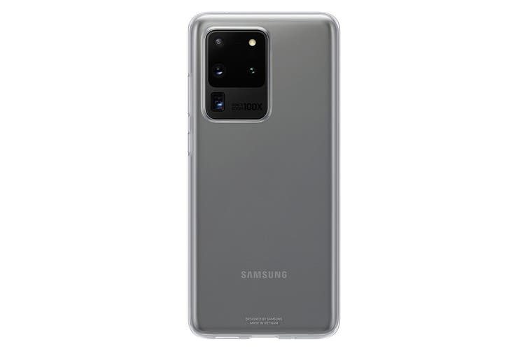 Samsung Clear Cover Phone Cover For Galaxy S20 Ultra Clear