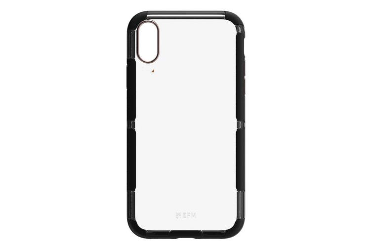 EFM Cayman D3O Case Armour Cover Protection for Apple iPhone X/XS Black/Copper