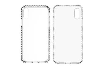 EFM Seoul Crystalex D3O Armour Case Cover Protection for Apple iPhone X/XS Clear