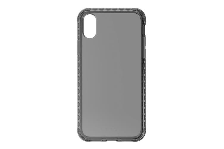 EFM Zurich Case Armour Slim Cover Protection for Apple iPhone X/XS Clear Black