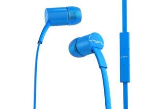 Sol Republic JAX In-Ear Headphones/Earphones/Headset w/Mic for Android/Apple BLU