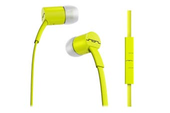 Sol Republic JAX In-Ear Headphones/Earphones/Headset w/Mic for Android/Apple LM