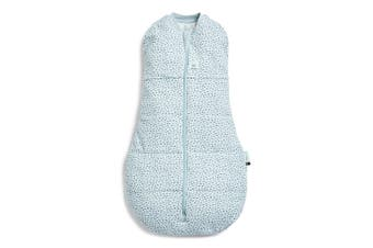 ErgoPouch Organic/Cotton 2.5 TOG Cocoon Swaddle Bag 0-3 M for Baby/Infant Pebble