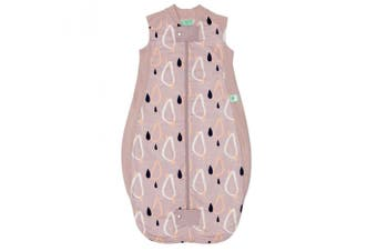 ErgoPouch Organic Cotton 1.0 TOG Sheeting Sleeping Bag 12-36m for Toddlers Drops