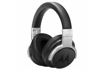 Motorola Wireless Active Noise Cancelling Bluetooth Headphone w/ Microphone BLK