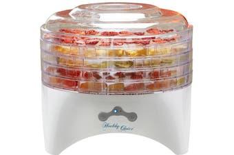 Healthy Choice 5 Rack Digital Food Dehydrator/Dryer/Preserver w/ Thermostat