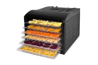 Healthy Choice 6 Rack Food Fruit Vegetable Herbs Beef Dehydrator/Dryer/Preserver