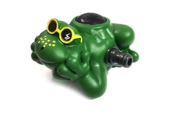 Frog Sprinkler Attachment Water Garden/Gardening Lawn/Yard Decorative Plastic