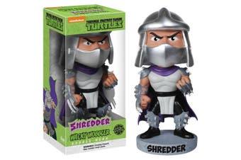 Teenage Mutant Ninja Turtles TMNT Shredder Figurine Wacky Wobbler Bobble Head
