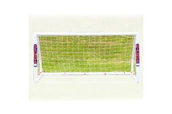 Samba G6010 Portable PVC 2x1m Football/Soccer Match Goal Net Sport Training/Game