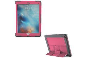 Griffin Survivor Slim Case f/ Pad Pro 1st Gen Drop Proof Screen Protector Pink