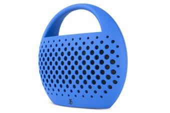 Gecko Portable Bluetooth Speaker Wireless Audio for HTC/iPhone/Galaxy/LG Blue